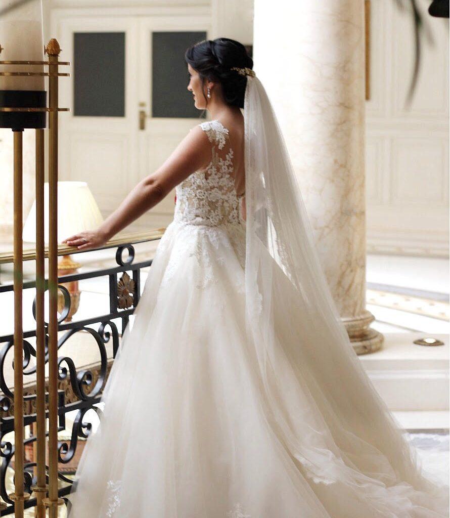 Maquillaje y peinado para novias en Madrid y Toledo